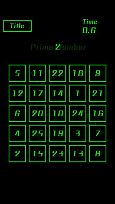 Touch the Prime Numbers -素数タッチ-のおすすめ画像2
