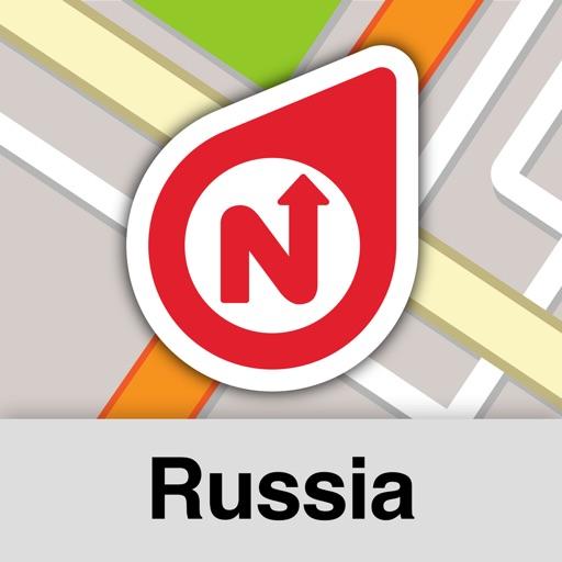 NLife Россия - GPS-навигация и карты в режиме офлайн