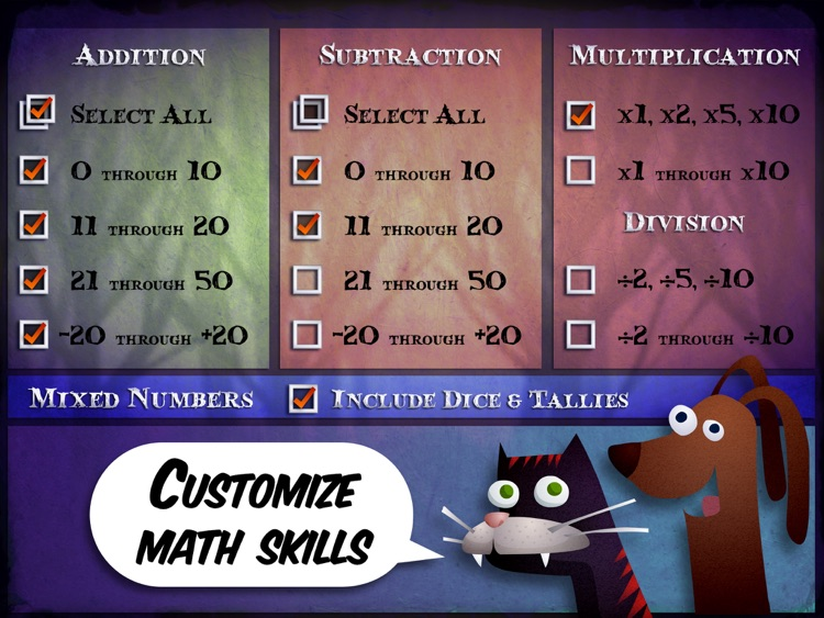 Mystery Math Town screenshot-4