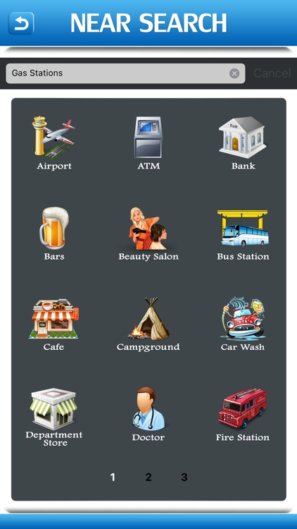 Best App for Mobil Gas Stations screenshot-3