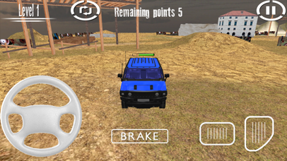 Zombie OffRoad Driver 3D - 4x4 Off Road Parking Simulator screenshot four