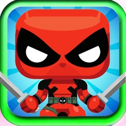 Ninja for Deadpool - Heroes Future Fight Champions Alliance