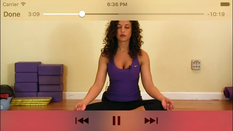 Yoga for Stress Relief, Anxiety, Depression & Deep Sleep screenshot-4