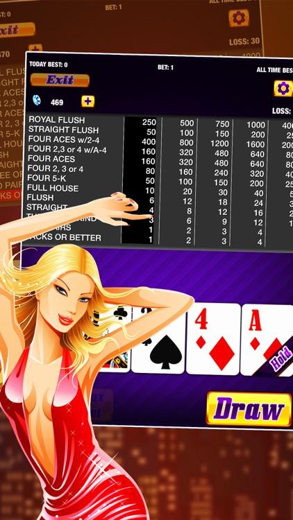 Double Up Poker - Free Poker Game screenshot-3