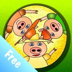 The Three Little Pigs Lite * Multi-lingual Stories