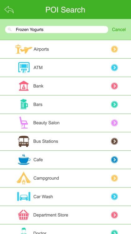 Best App for Sweet Frog Premium Frozen Yogurt screenshot-3