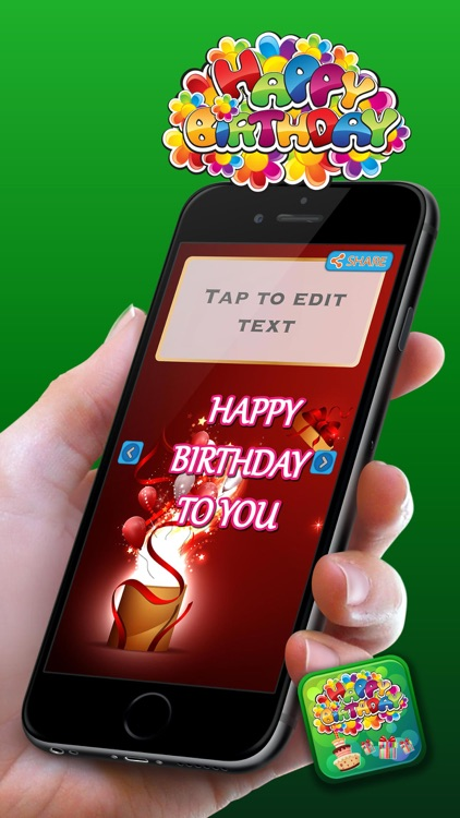 Happy Birthday Card Maker Cute Love Messages Best Wishes And Greetings For Special Occasions