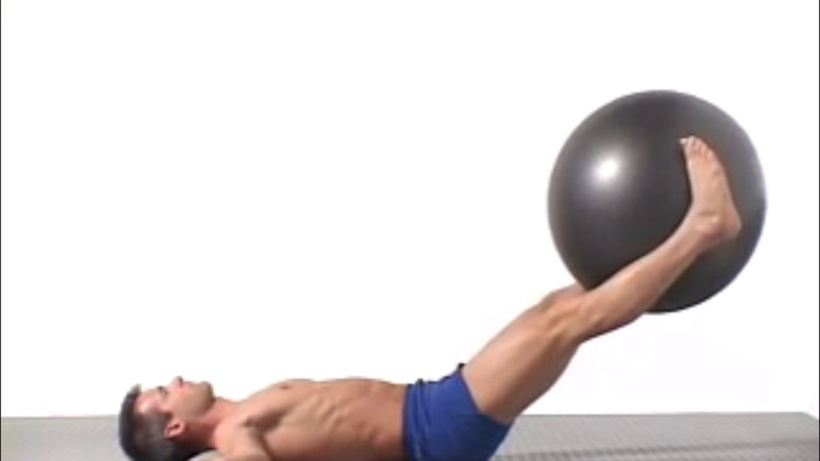 Gym Ball Training screenshot-3