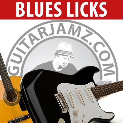 Blues Guitar Licks Lessons