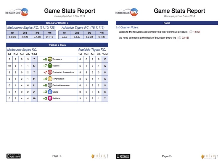 Stats Tracker screenshot-4