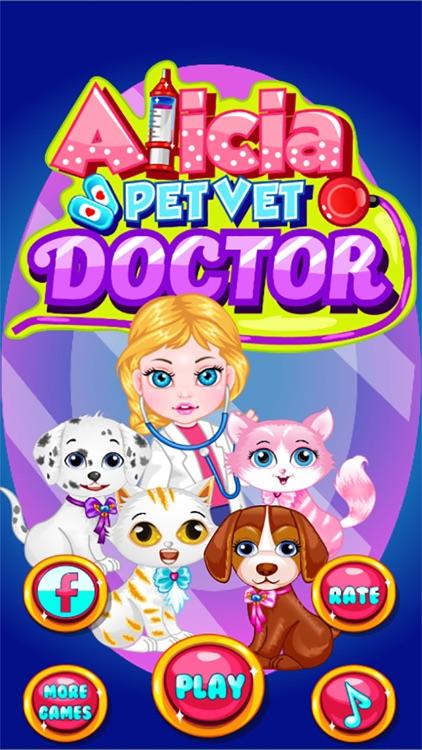 Alicia Pet Vet Doctor