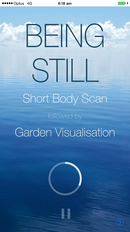 Being Still - Short Body Scan