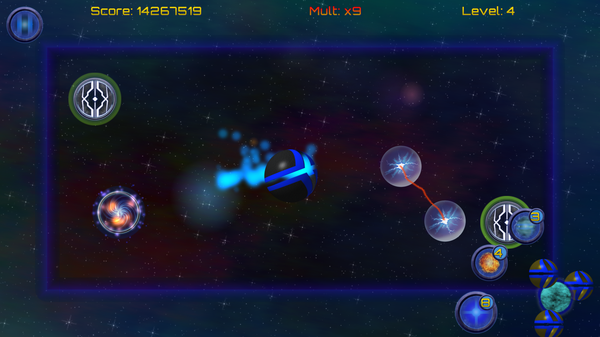 GALACTOBALL screenshot 9