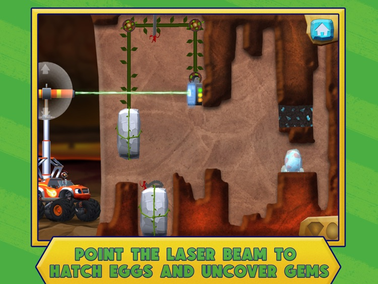Blaze: Dinosaur Rescue HD