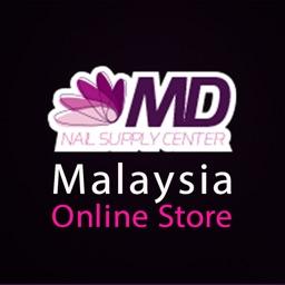 MD nail supply center Malaysia