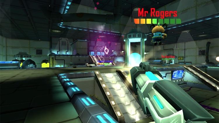 OVERCLOCK FPS Mehrspieler-Shooter screenshot-3