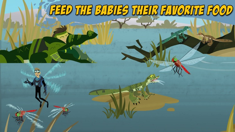 Wild Kratts Baby Buddies screenshot-3