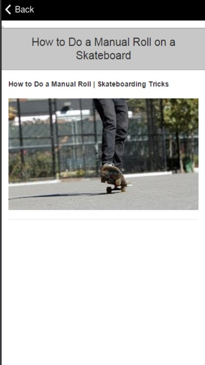 Skateboard Tricks - Learn How to Play Skateboard screenshot-4