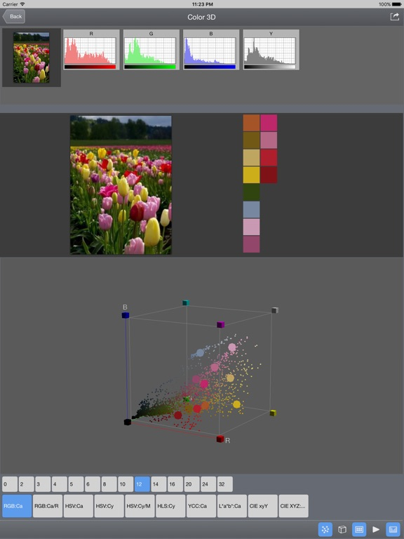 Color Spatioplotter Screenshots