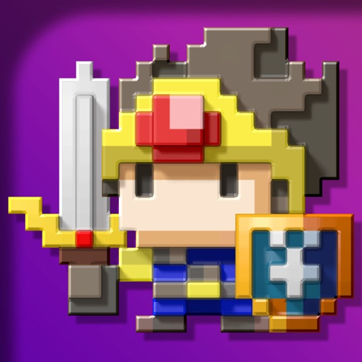 Hunger Quest -Puzzle RPG-