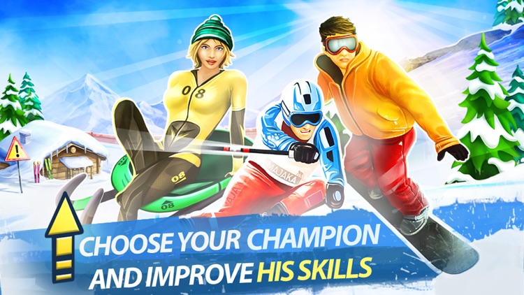 Ski Champion screenshot-2