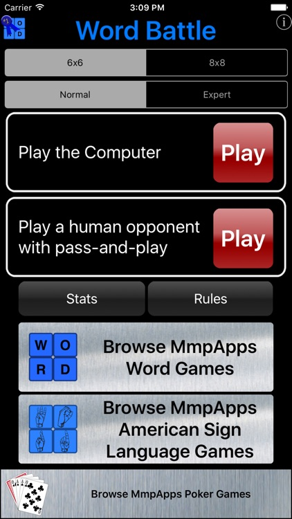 Word Battle - A Word Game of Offense & Defense