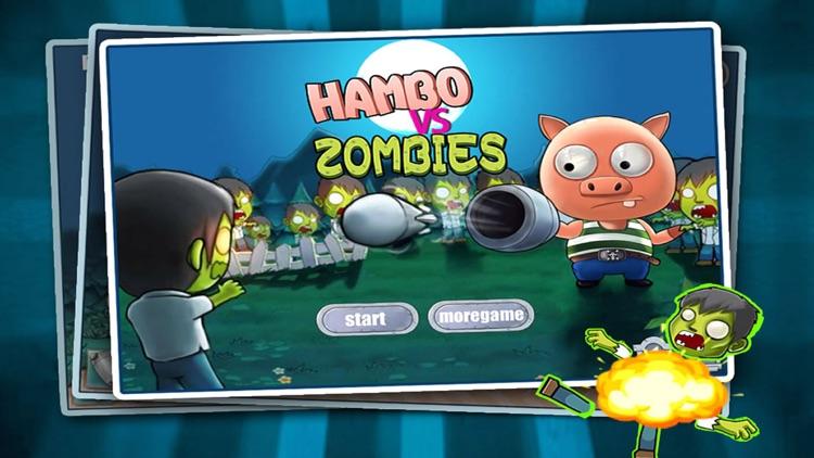 Hambo vs Zombie