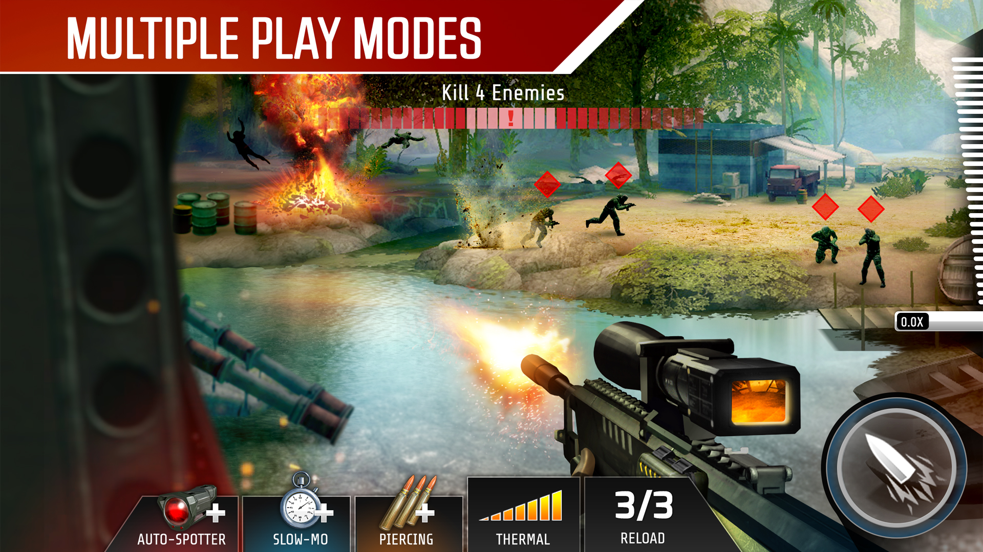 Kill Shot Bravo: Sniper Game screenshot 11