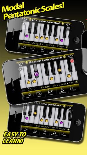 Piano Modal Pentatonics On The App Store