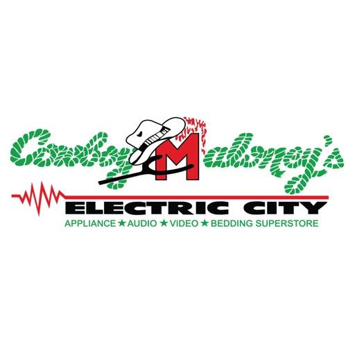 Cowboy Maloney's Electric City iOS App