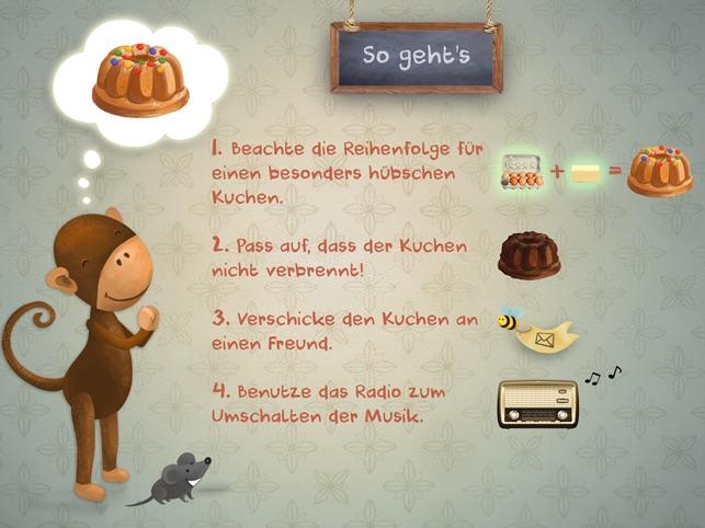 Backe Backe Kuchen von Tim und Tango. Screenshot