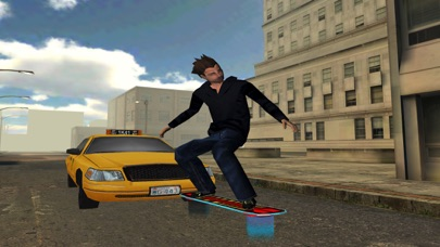 3D Hoverboard Racing - eXtreme Hover-Board Skater Racing Games FREEのおすすめ画像1