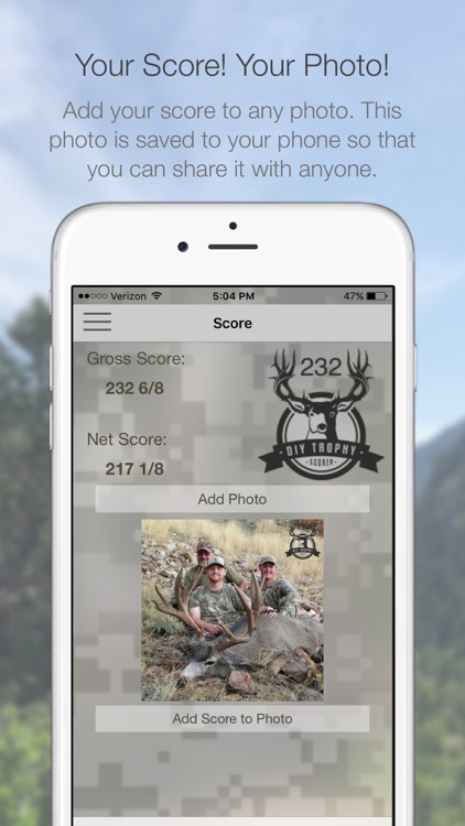 DIY Trophy Scorer screenshot-1