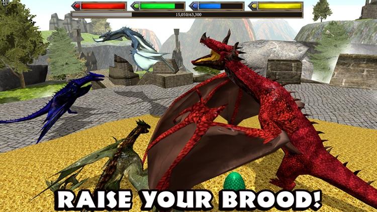 Ultimate Dragon Simulator screenshot-4