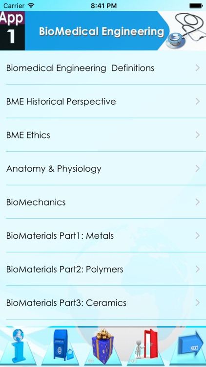 Biomedical Engineering  (BME): 2200Study Notes & Quiz