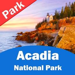 Acadia National Park – GPS Offline Park Map Navigator
