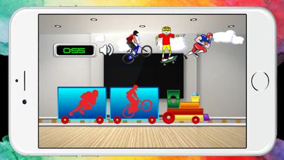 点击获取World Sport Puzzle Game on Train for Preschool