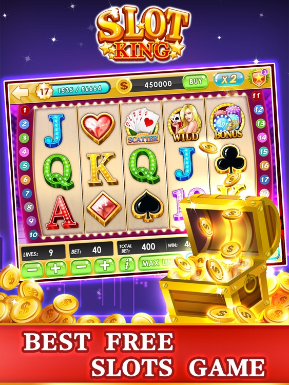 Slot Machines Online Casino HD screenshot-3