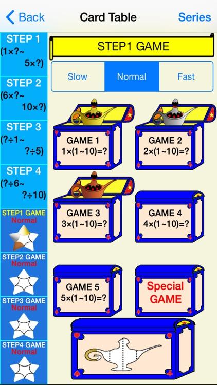 Multiplication・Division
