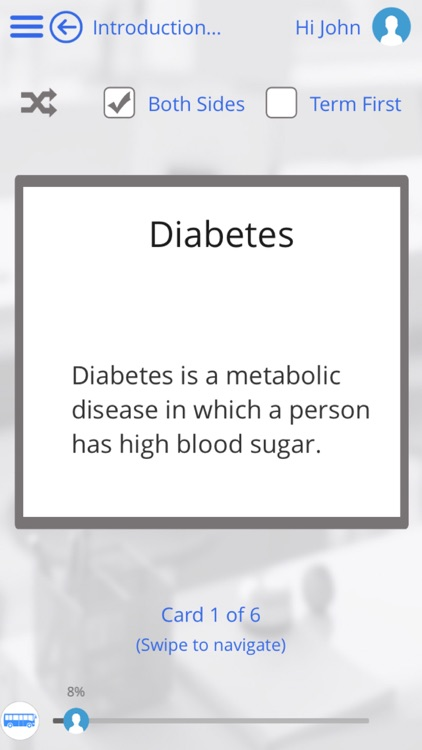 Learn Diabetes, Cancer, and Nutrition by GoLearningBus screenshot-4