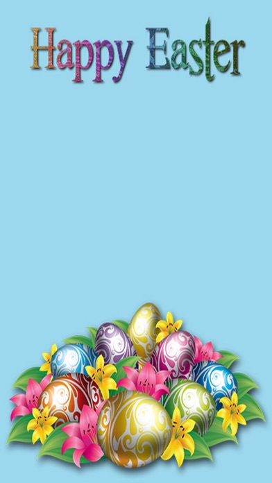 Happy Easter - Photo Editor and Greeting Card Maker