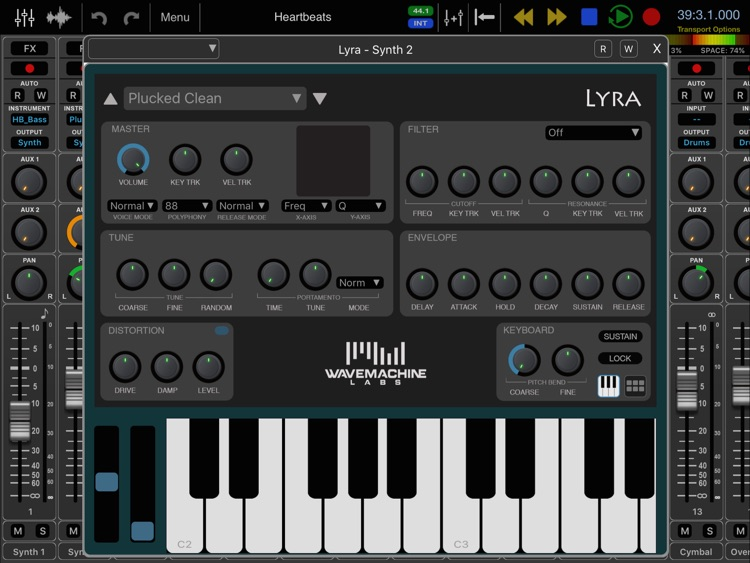 Auria Pro - Music Production screenshot-4