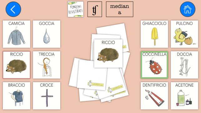 Fonemi Illustrati Screenshot