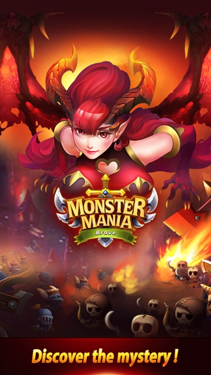 Monster Mania: Brave screenshot-0