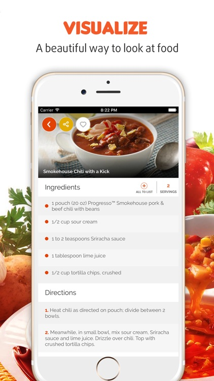 Soup And Stew Recipes Pro screenshot-1