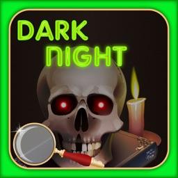 Mysterious Dark Night - Hidden Objects Fun