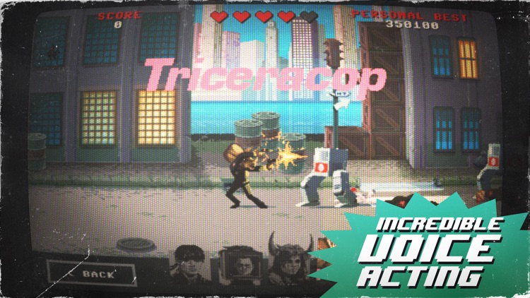 Kung Fury: Street Rage screenshot-2