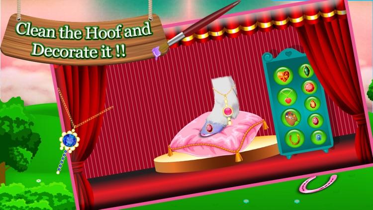 Little Pony Horse Care - Baby Horse screenshot-3