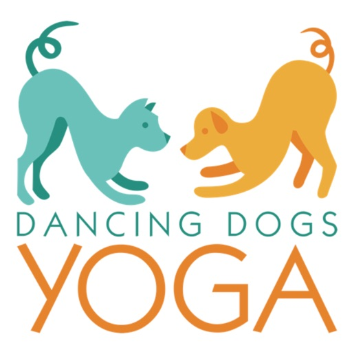 Dancing Dogs Yoga Savannah icon