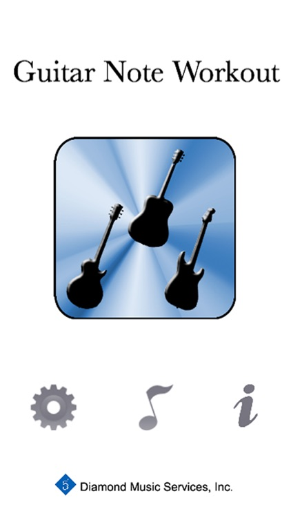 Guitar Note Workout